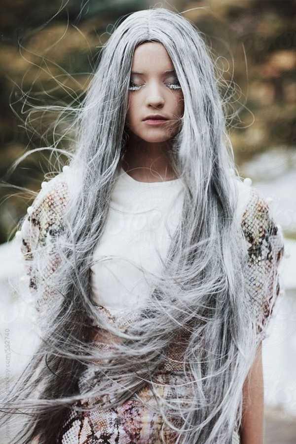 estilos de cabello gris inspirador para las mujeres que tratan de 20.160.061