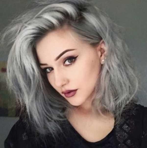 estilos de cabello gris inspirador para las mujeres que tratan de 20.160.071
