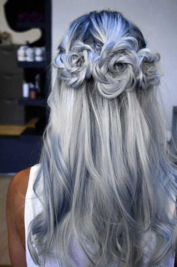 estilos de cabello gris inspirador para las mujeres que tratan de 20.160.101