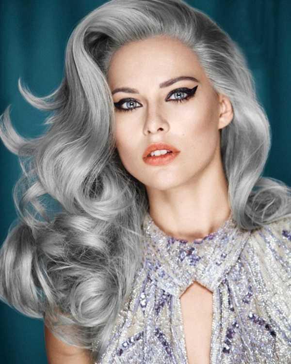 estilos de cabello gris inspirador para las mujeres que tratan de 20.160.121
