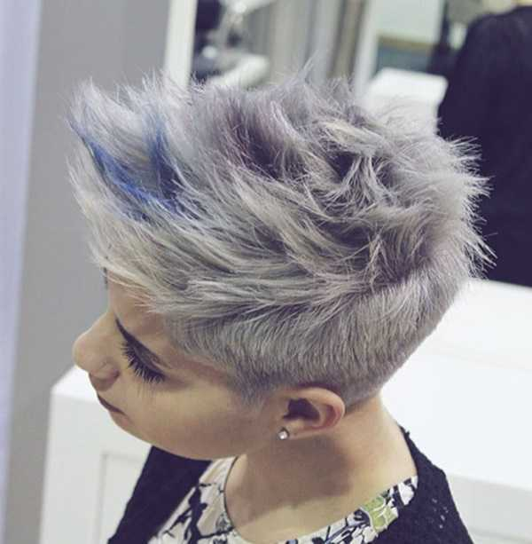 estilos de cabello gris inspirador para las mujeres que tratan de 20.160.191