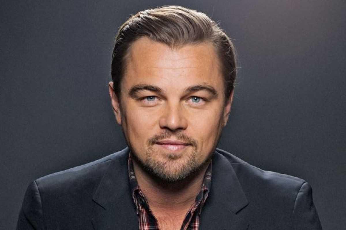 peinados de las celebridades Leonardo DiCaprio 2016