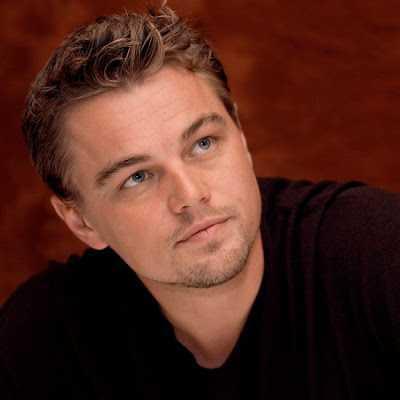 peinados de las celebridades Leonardo DiCaprio 2009
