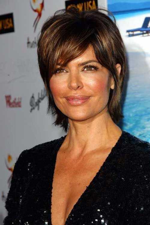 Lisa Rinna peinados