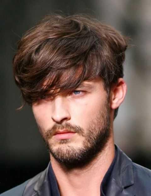 encantador estilos de cabello para los hombres con pelo fino