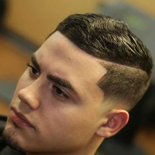 de los hombres realmente cortes de pelo corto