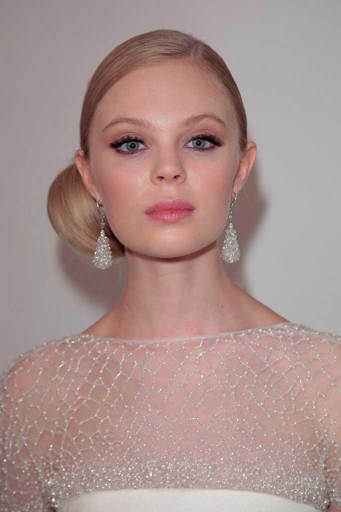 Pamella Roland primavera de 2016. Los peinados de boda