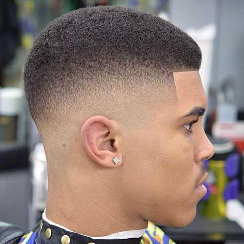 Cortes de pelo muy corto para los hombres