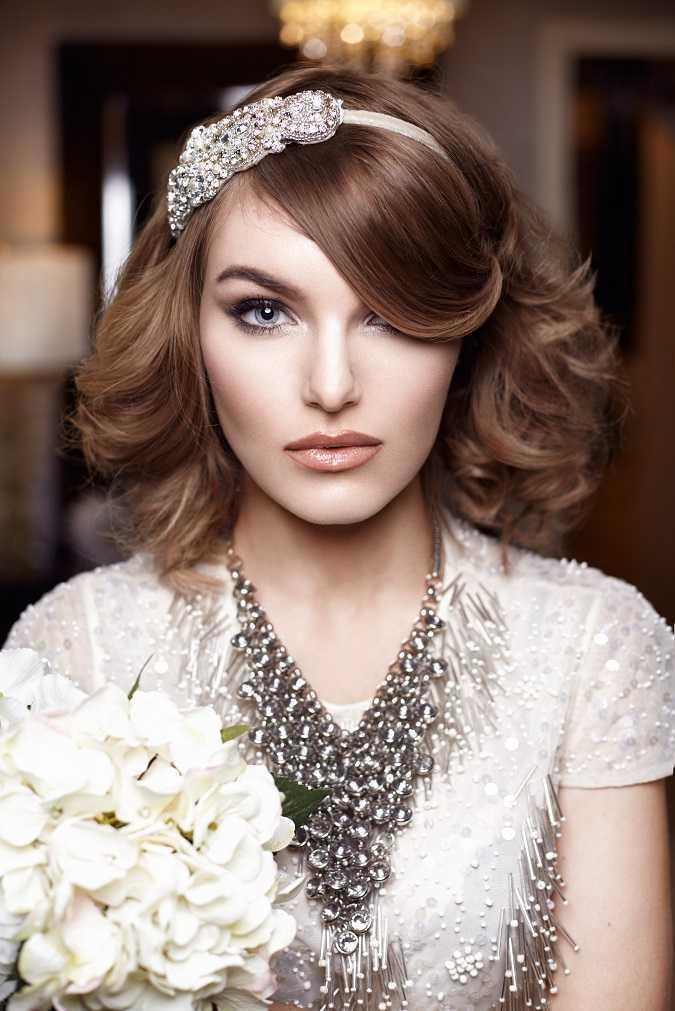 romántico de la boda del verano peinados