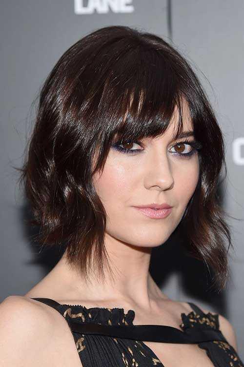 cortos peinados de famosos