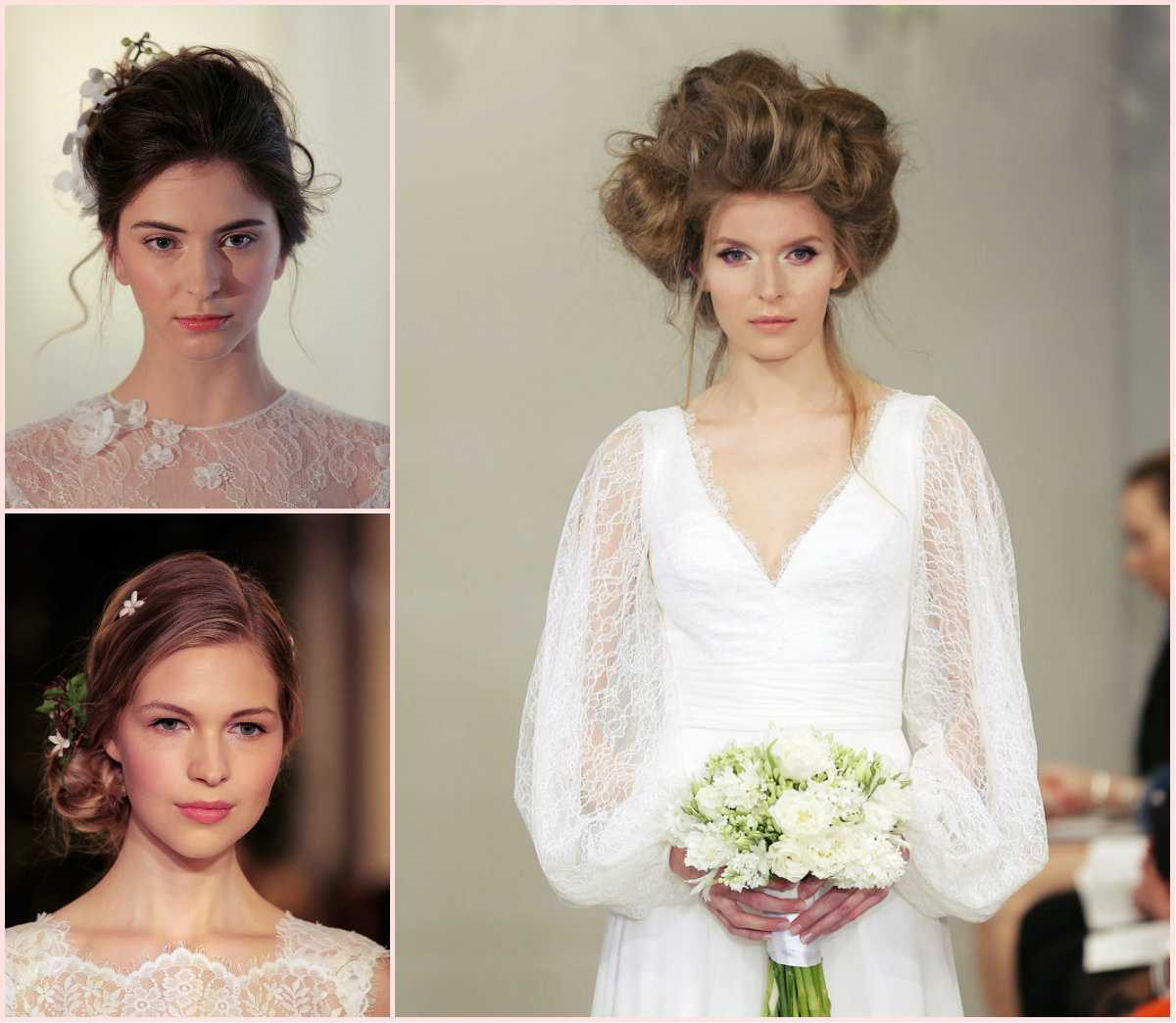 primavera 2016 peinados de boda