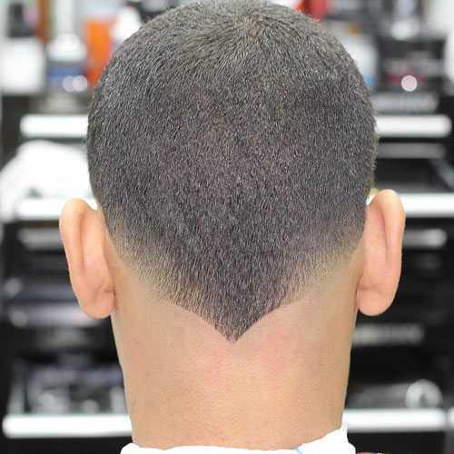 super corto Cortes de pelo para los hombres
