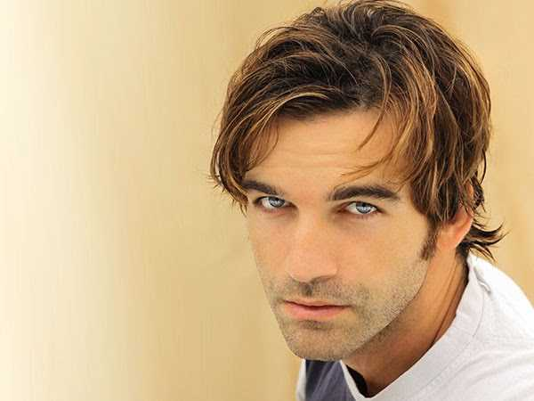 peinados de moda para los hombres con pelo fino