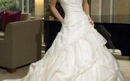 Vestidos de novia que es por encargo
