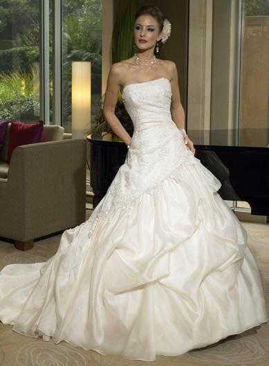 vestidos de novia que son por encargo