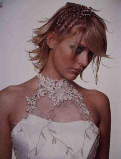 peinados de novia para pelo corto, peinados de novia para el pelo corto, peinados para el pelo corto, pelo de la boda para el pelo corto, los peinados formales para el pelo corto, pelo corto de la boda