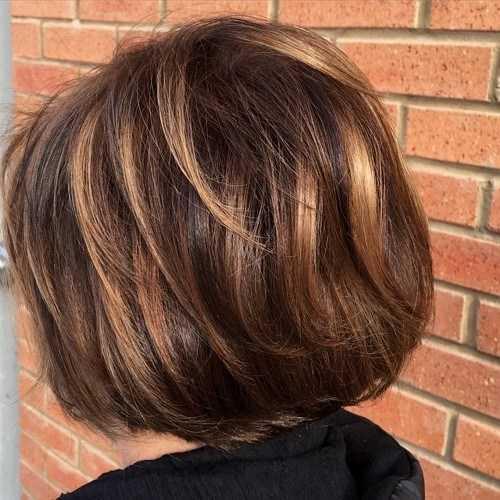 Balayage Cortes de pelo para su pelo corto
