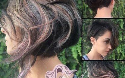 Enfriar 20 Balayage peinados para el pelo corto