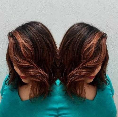 Balayage Cortes de pelo para el pelo corto