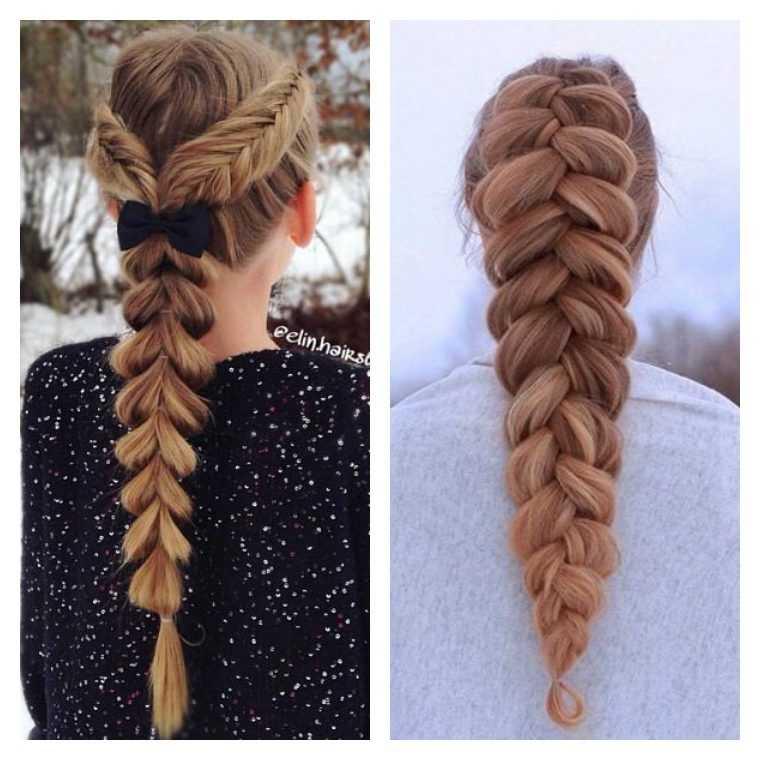 Fotos peinados trenzas corte de pelo