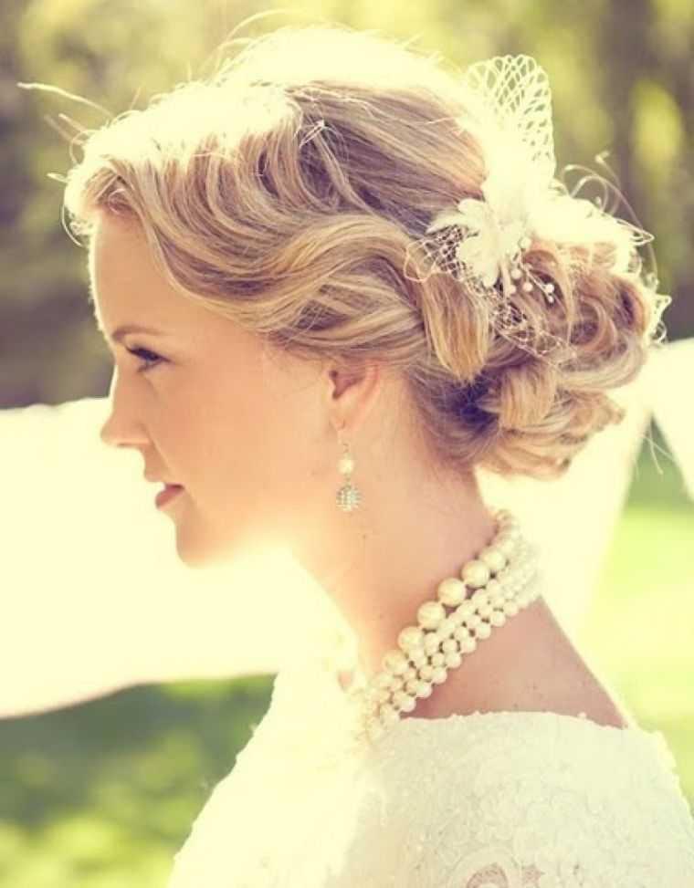 novia del pelo modelo bollo matrimonio tutorial