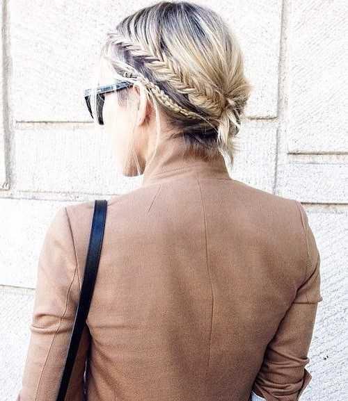 peinados románticos para chicas