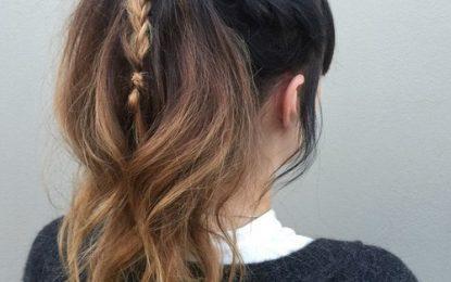 21 peinados románticos y elegantes para chicas (a Medio y Largo de pelo)