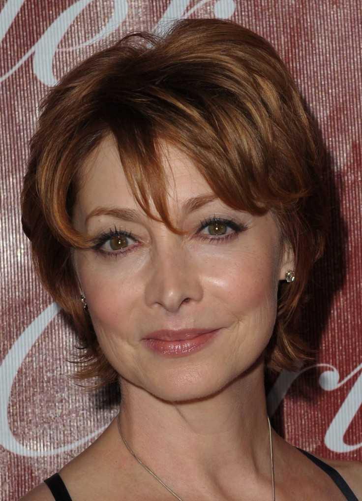 cortes de pelo corto para las mujeres de edad más de 70