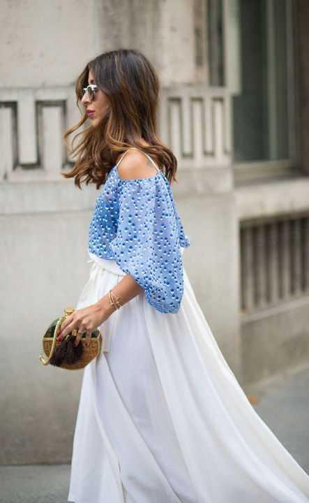 -POC-maxi-falda-estilo de la calle
