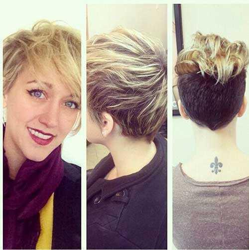 moda Cortes de pelo corto-12