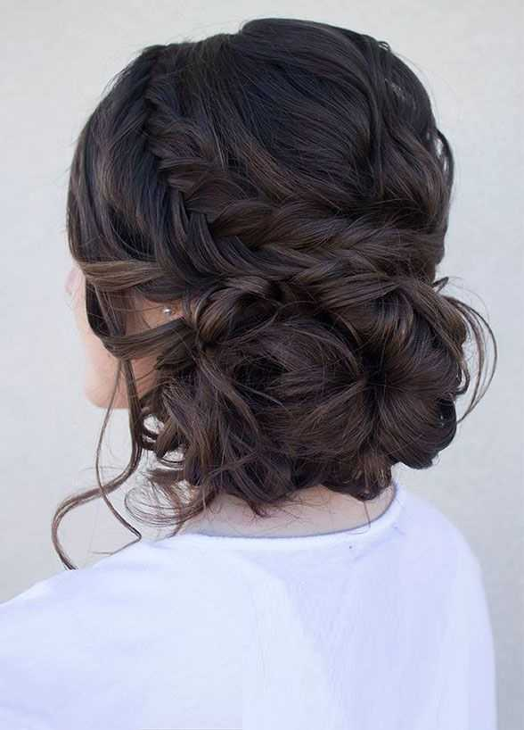 updo peinados de boda