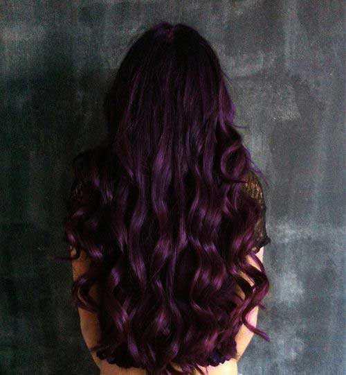 Las ideas de color de pelo para pelo oscuro-22