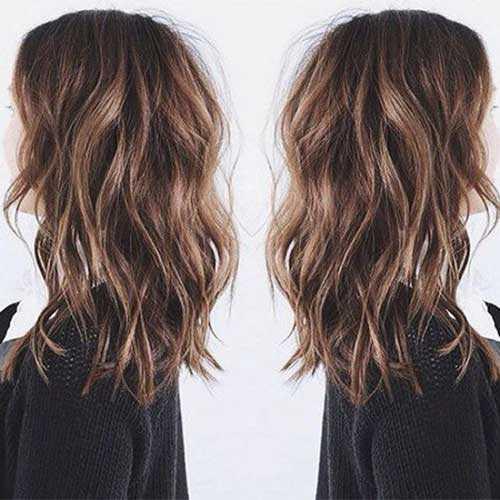 Las ideas de color de pelo para pelo oscuro-24