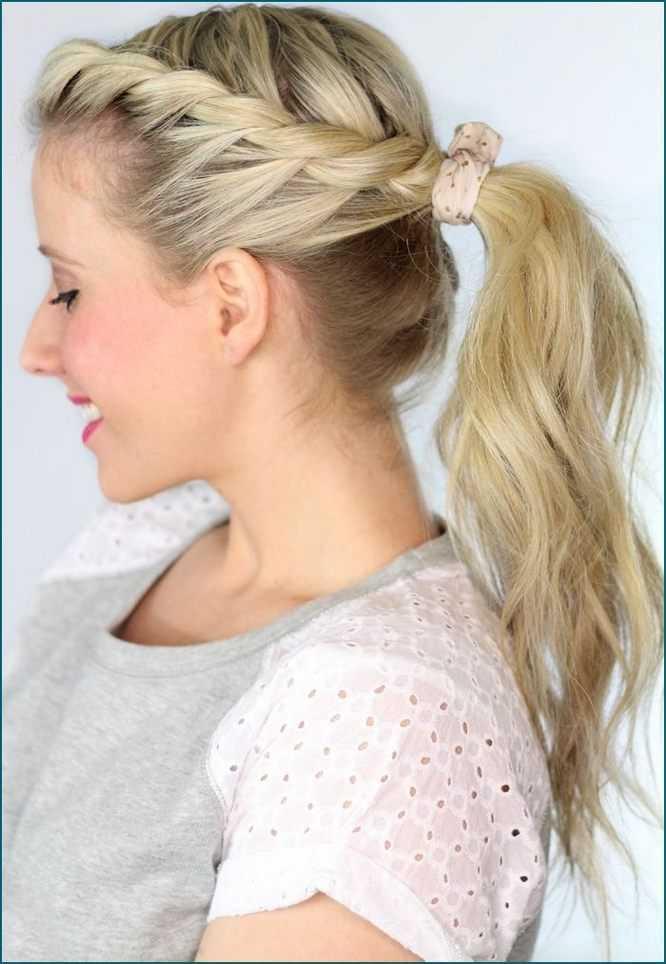 peinados de boda ponytail