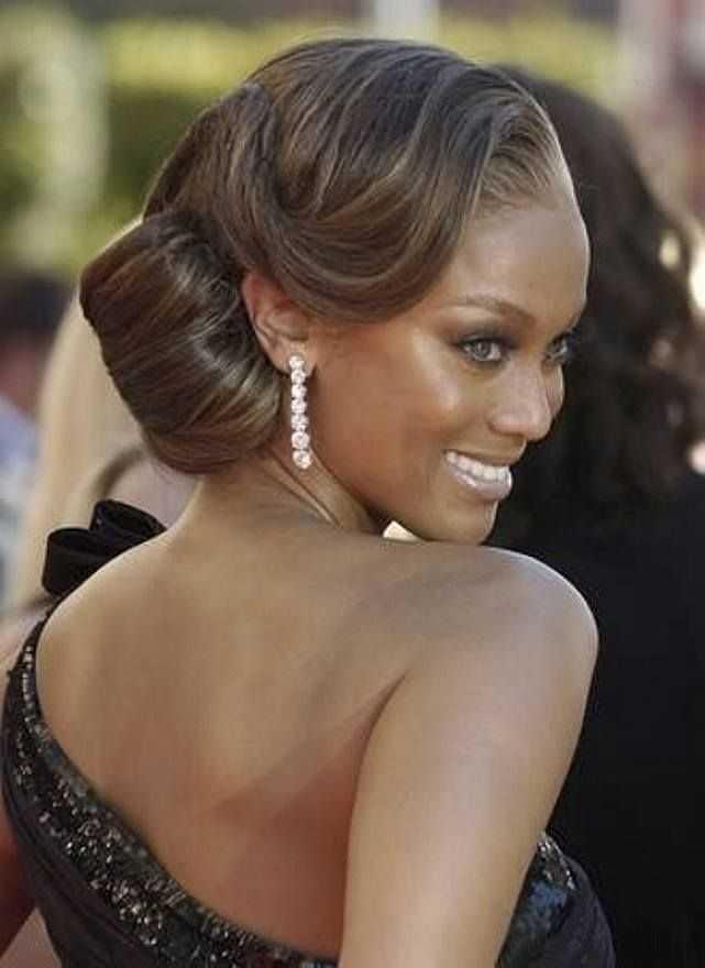 peinados de boda para las mujeres negras