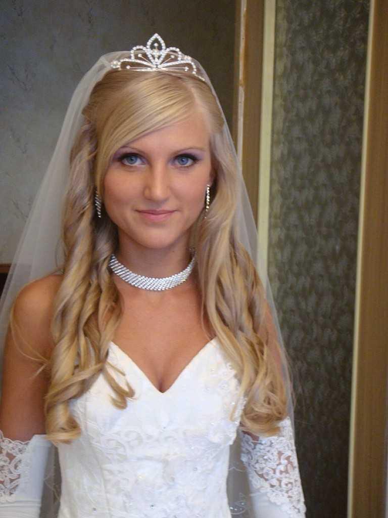 peinados de boda recta