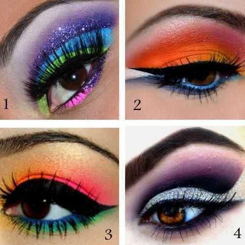 5 consejos sobre cómo saque sombra colorido