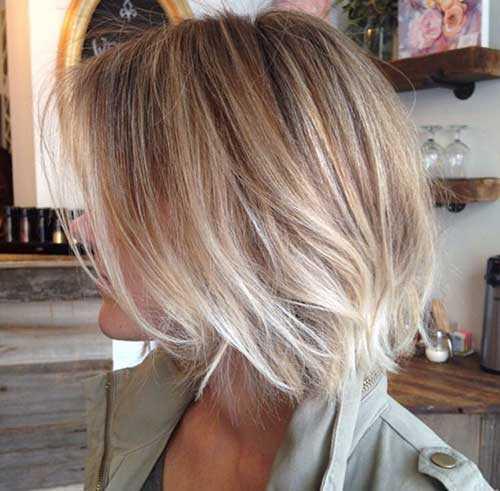 Rubia peinados cortos-8