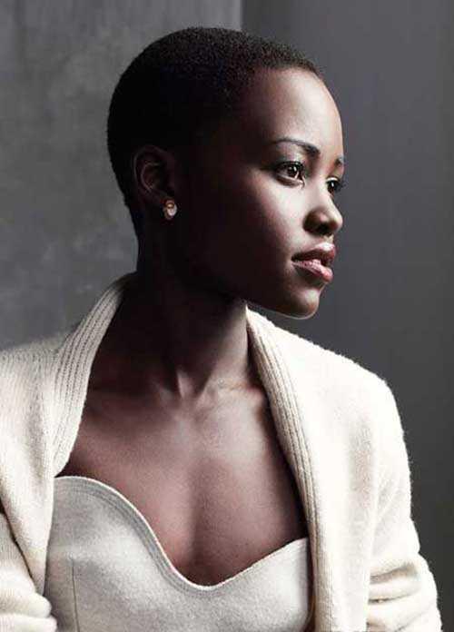 Short Peinados para mujeres Negro 2016-7
