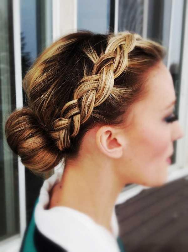 peinados de novia para las damas de honor