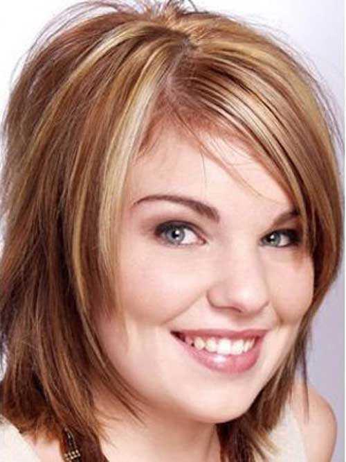 Estilos de pelo corto para mujeres mayores de 40-9