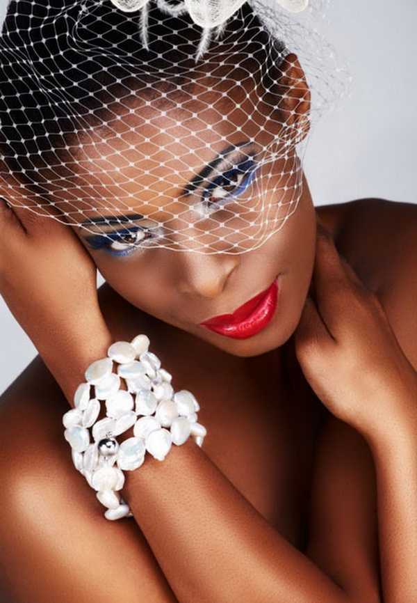Los peinados de boda para las mujeres negras