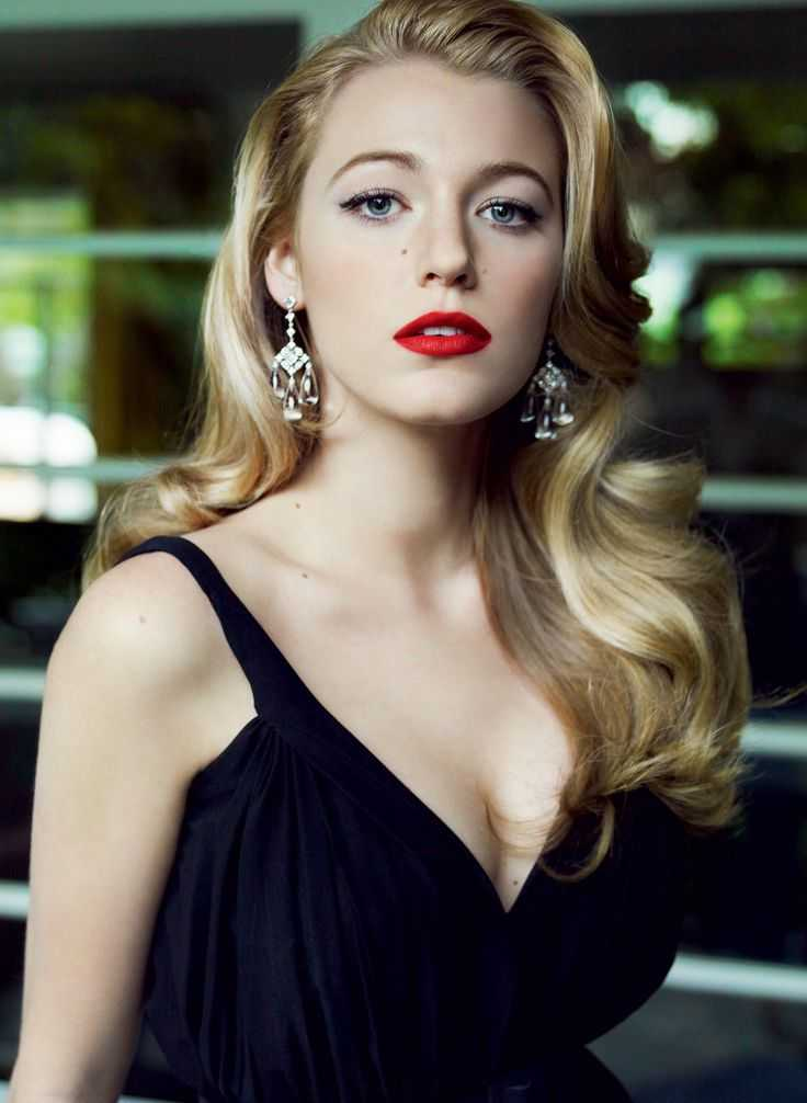 Blake-Lively-Retro-Wedding-Hairstyles