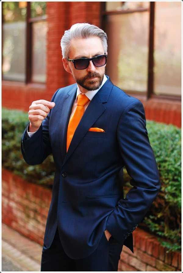 Esta combinación de naranja y azul tiene que ser la mejor combinación de colores !