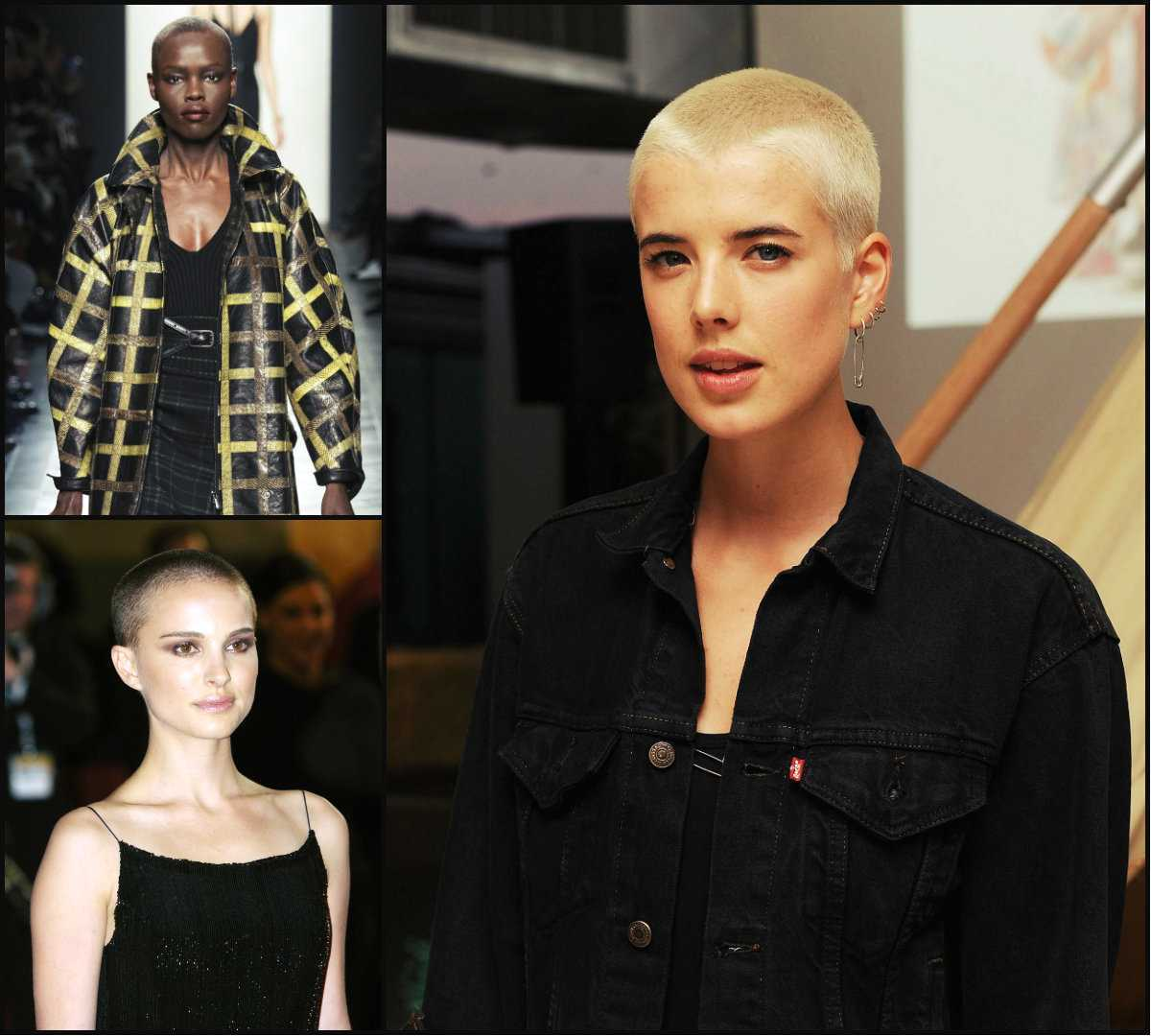 Celebrity-buzz-cut-hairstyles