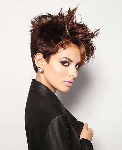 Los cortes de pelo muy corto