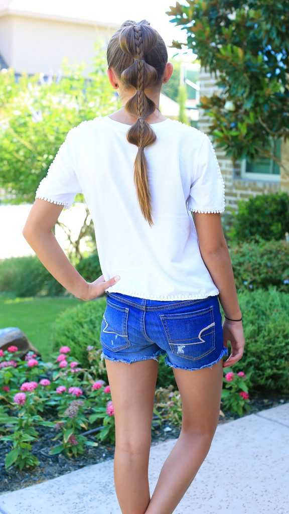 Volver a la escuela de estilos de cabello | Linda chicas peinados