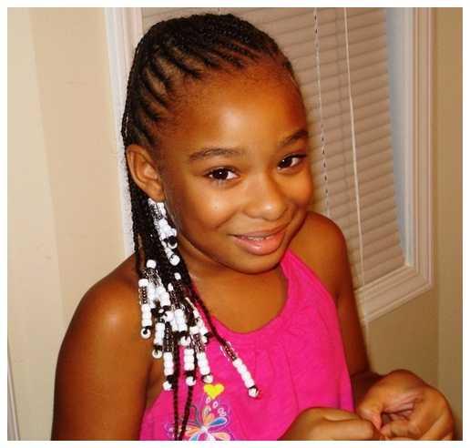 Estilos de trenzado de cabello para los estilos de los niños trenzado de cabello Galería