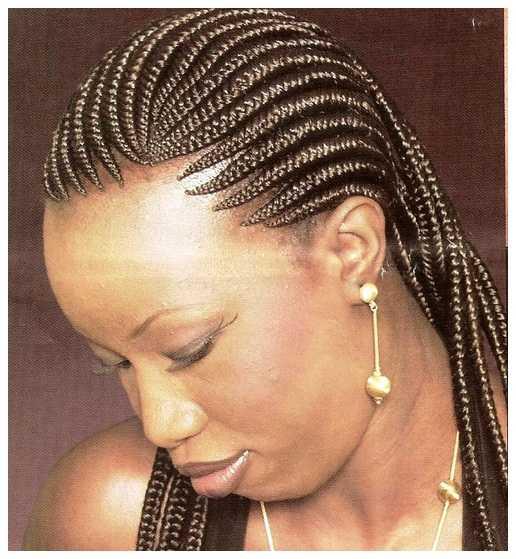 Estilos de trenzado de cabello para mujeres de los estilos trenzado de cabello Galería