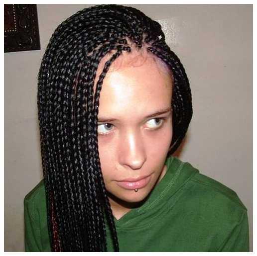 Estilos de trenzado de cabello Galería de trenzado de cabello estilos de galería